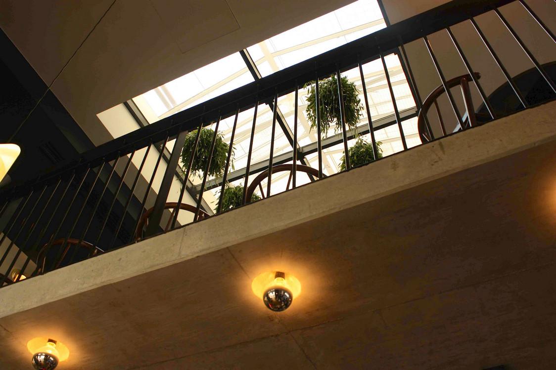 Salle et plafond © P.Faus