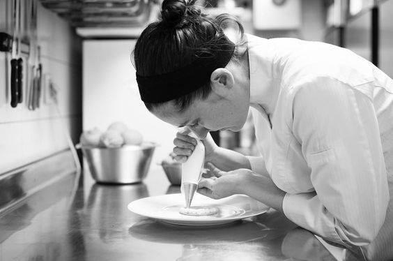 Joana Thony Montbabut, chef pâtissière