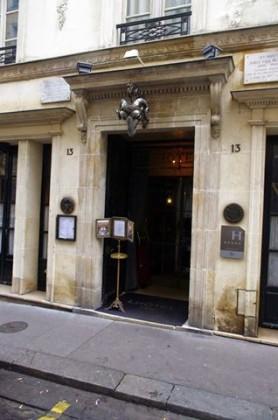 Rue des Beaux-Arts