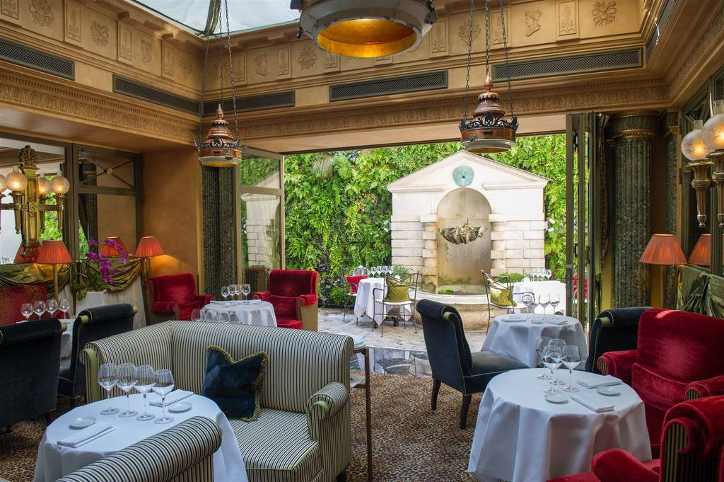 Oscar wilde l h tel gourmets co - Restaurant le paris lutetia ...