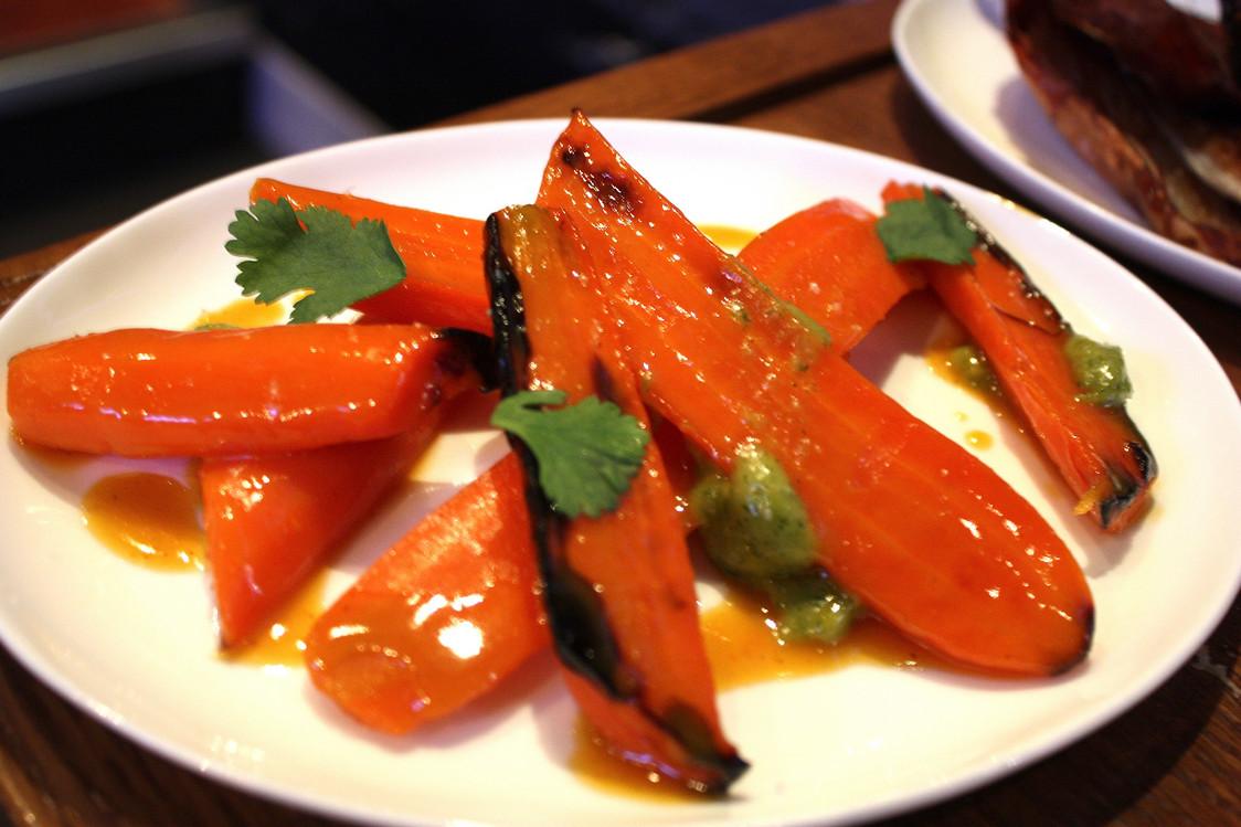 Carottes à l'orange © Gourmets&Co