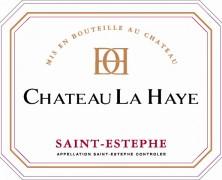 Château La Haye St-Estèphe