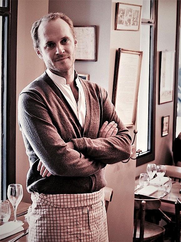François Pagot, propriétaire
