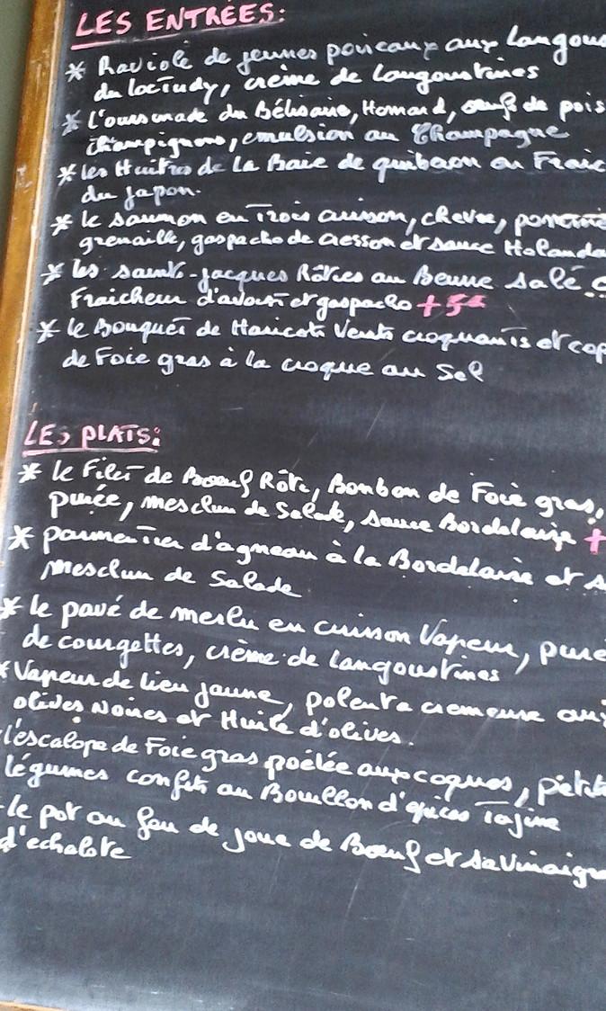 Le B 233 Lisaire De Matthieu Garrel Gourmets Amp Co