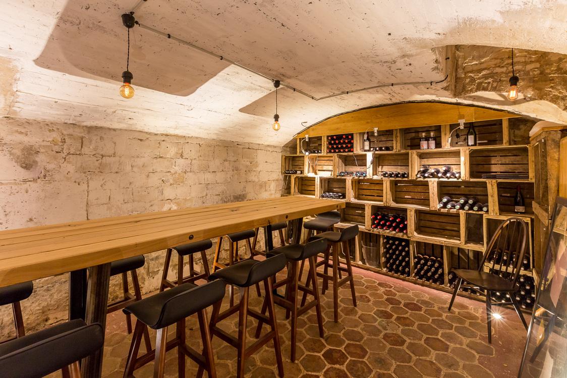 Cave et table d'hôtes