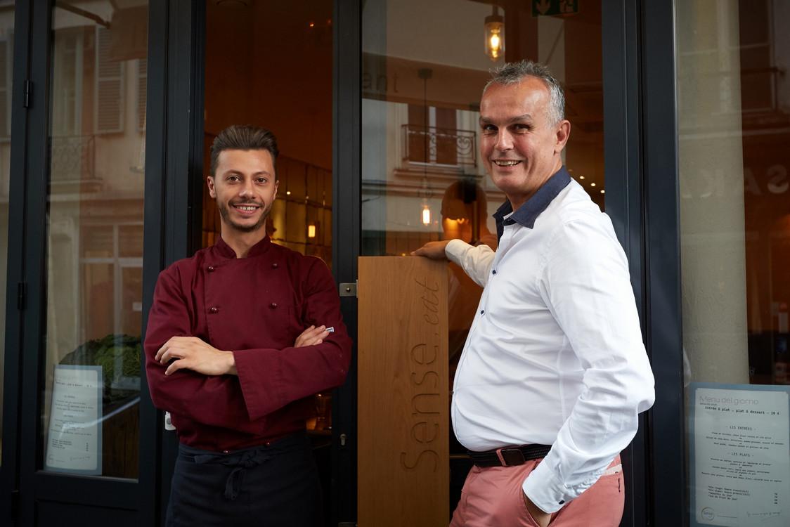 Maurizio & Enrico_Restaurant_SenseEat ©David_Grimbert (34)