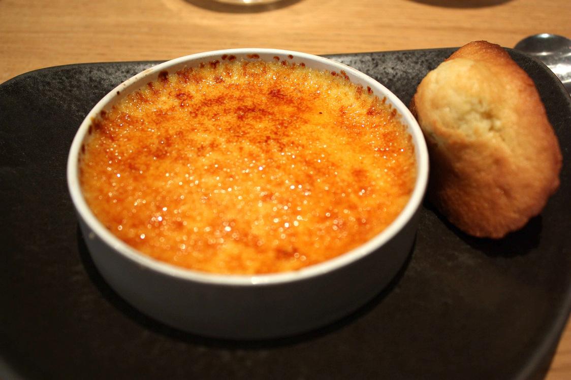Crème brûlée © P.Faus Gourmets&Co