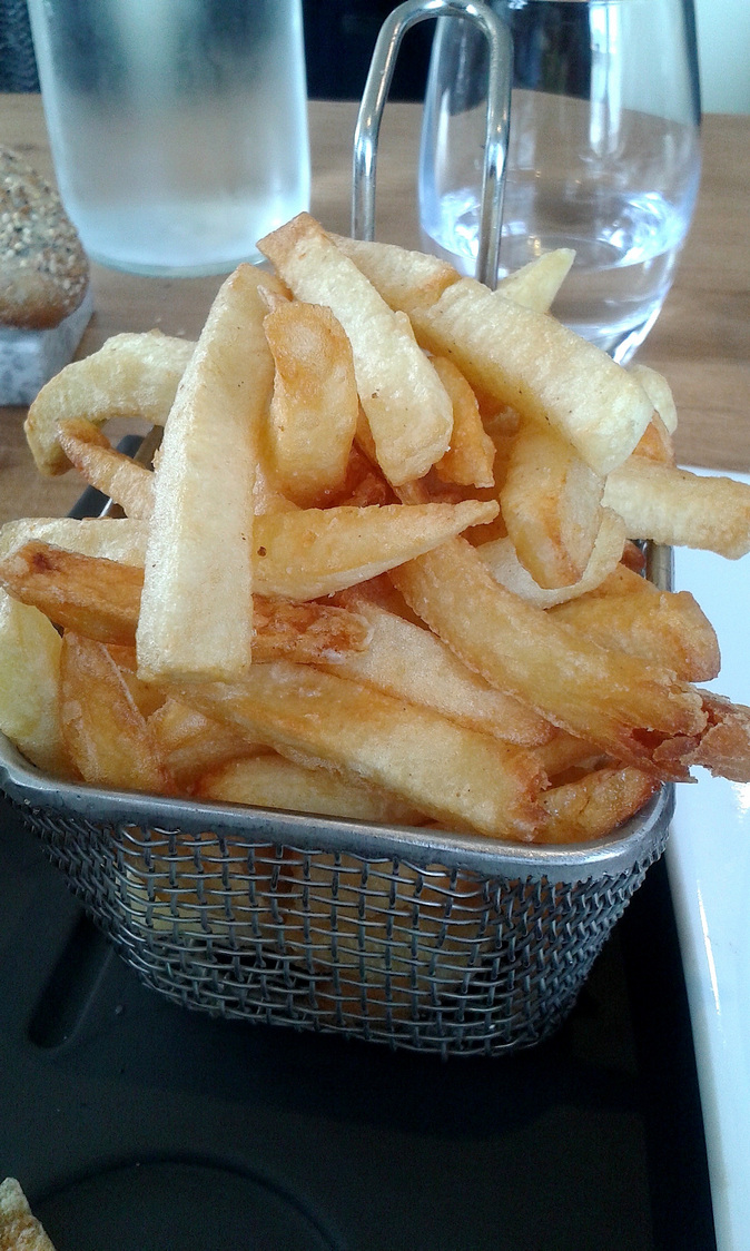 Frites maison © Gourmets&Co