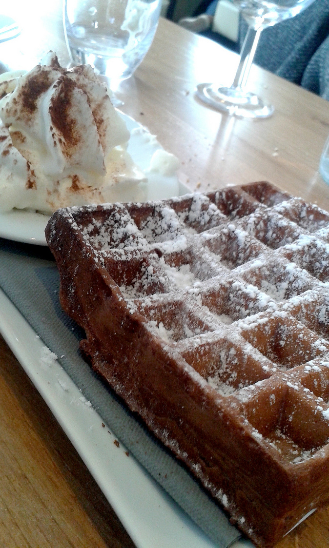 Gaufre © Gourmets&Co