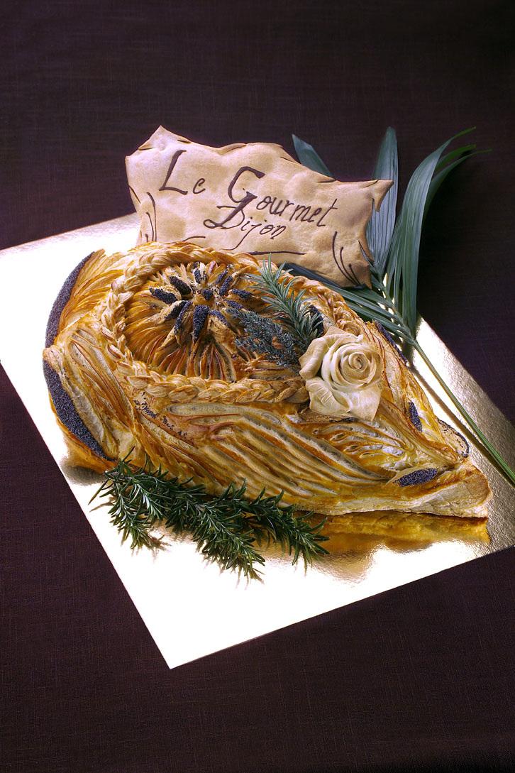 Jambon en feuilleté_Gourmet Traiteur (1)