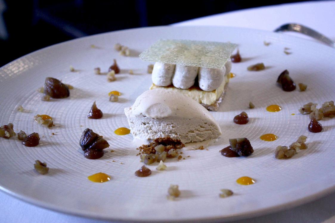 Marron,glace, tarte et brisures © P.Faus Gourmets&Co - copie