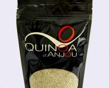Quinoa d'Anjouvive le quinoa local !