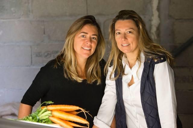 Sophie et Caroline Rostang