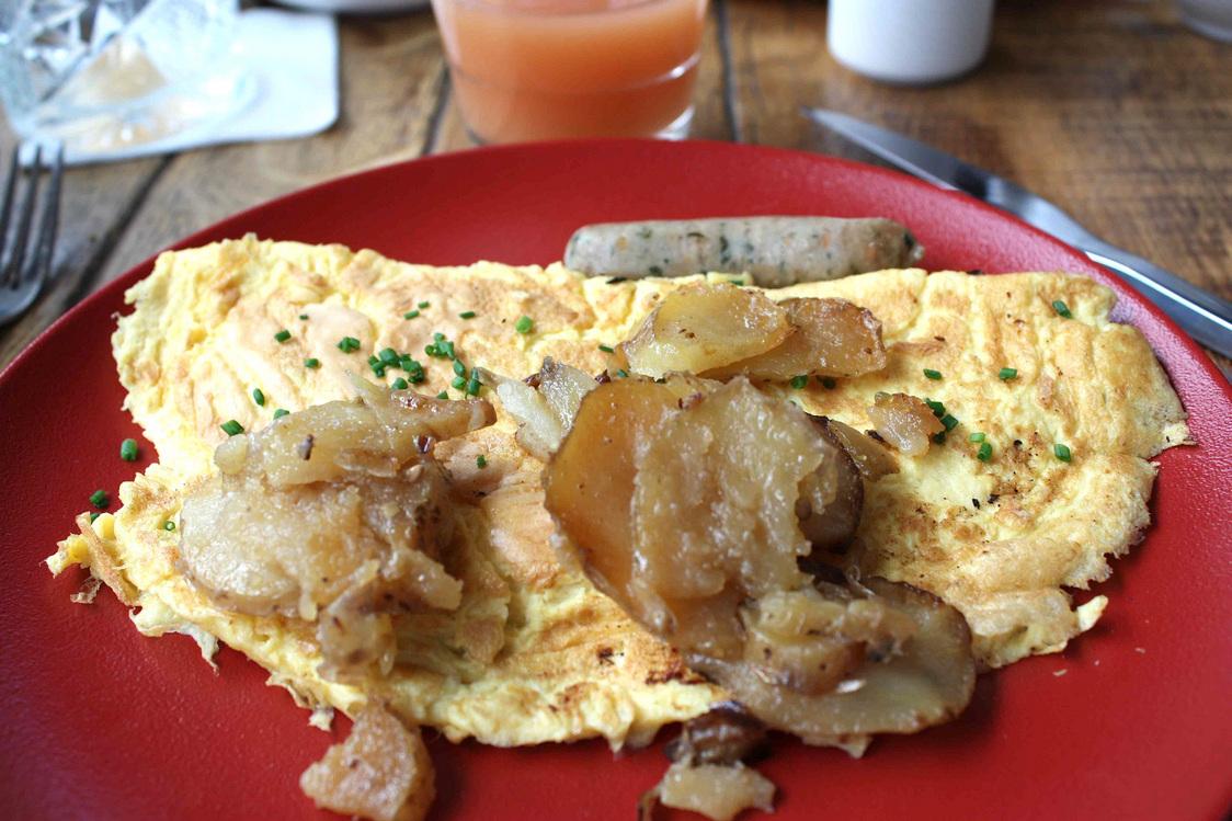Omelette © Gourmets&Co - copie