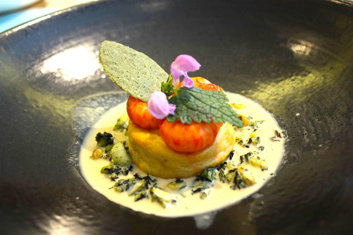 Soufflé d'ècrevisses… © Gourmets&Co - copie