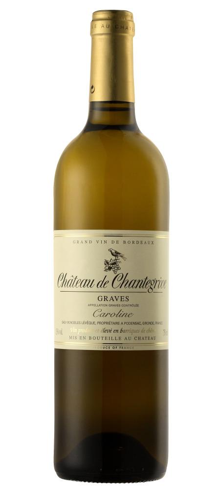 chateau de chantegrive - Graves - Caroline