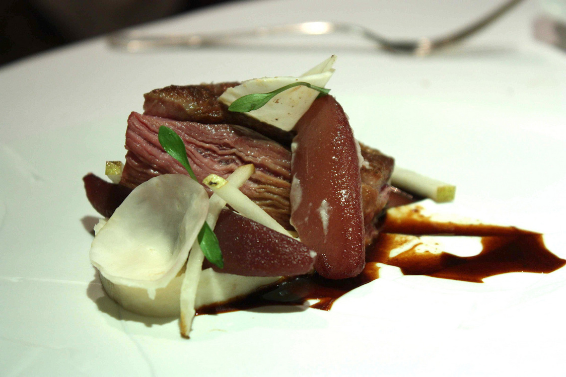 Canard de Challans laqué © Gourmets&Co