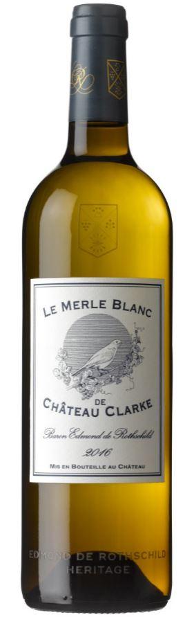LE MERLE BLANC CHATEAU CLARKE