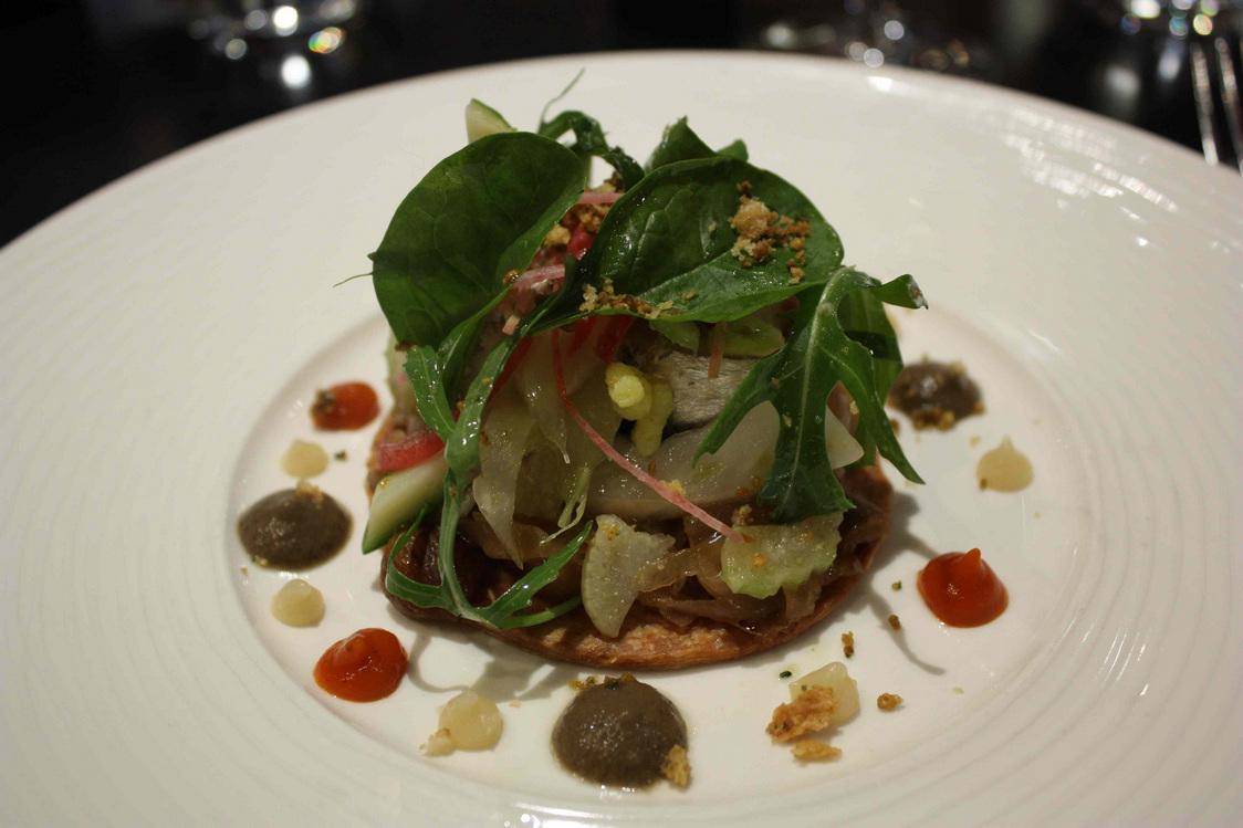 Pissaladière aux sardines fraiches © Gourmets&Co