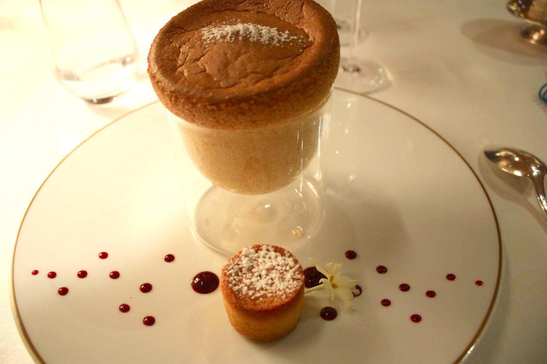 Soufflé au Grand Marnier © Gourmets&Co
