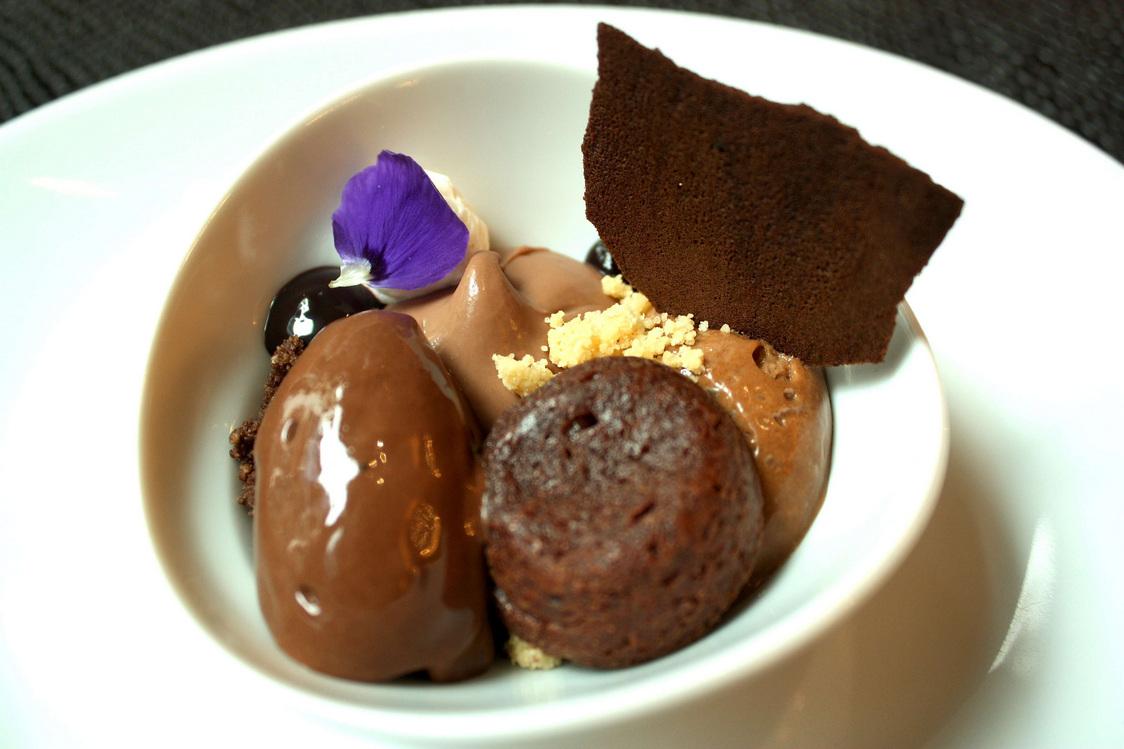 Virtuosité de chocolat © Gourmets&Co - copie