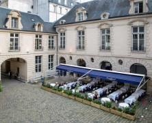 Brasserie Grand – Cœur Micro-Table Le Jardin