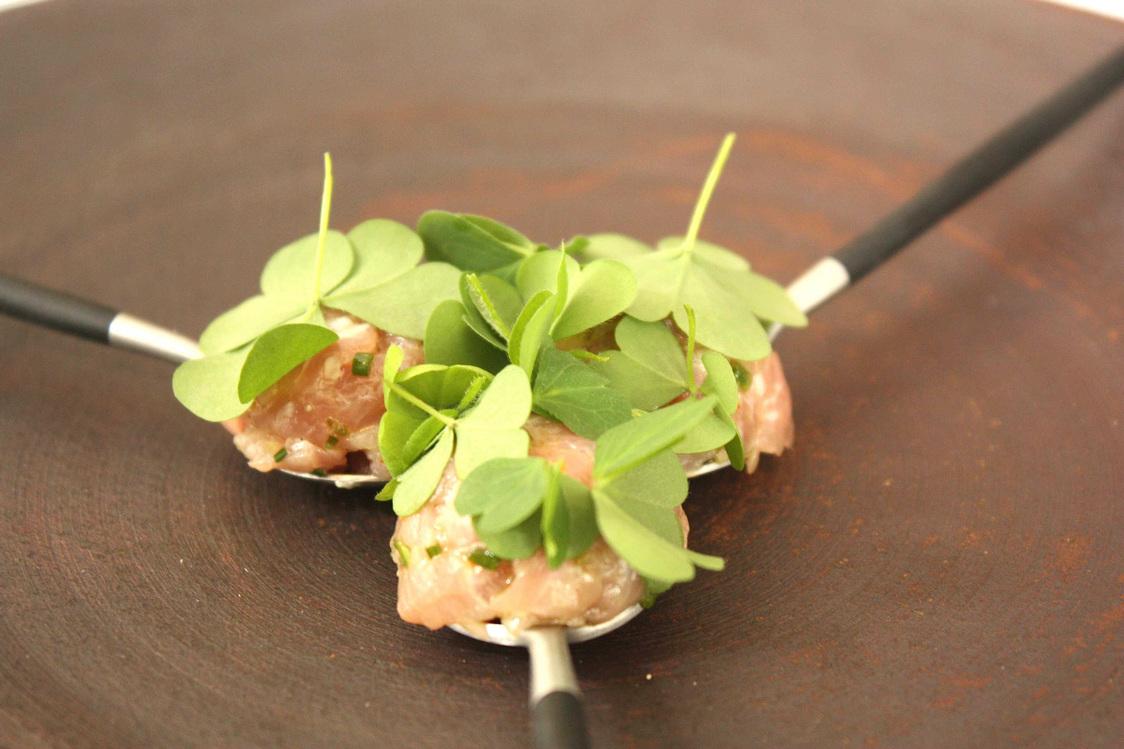 Amuses bouches de saison © Gourmets&Co - copie