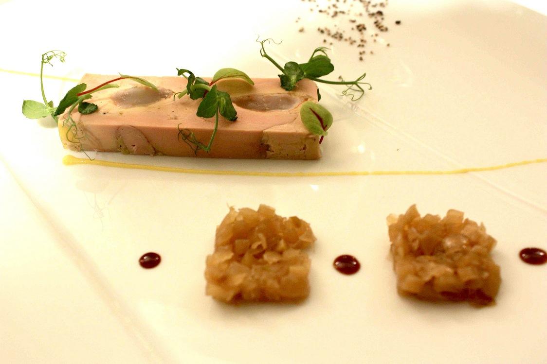 Foie gras _ Langoustines © Gourmets&Co (1)