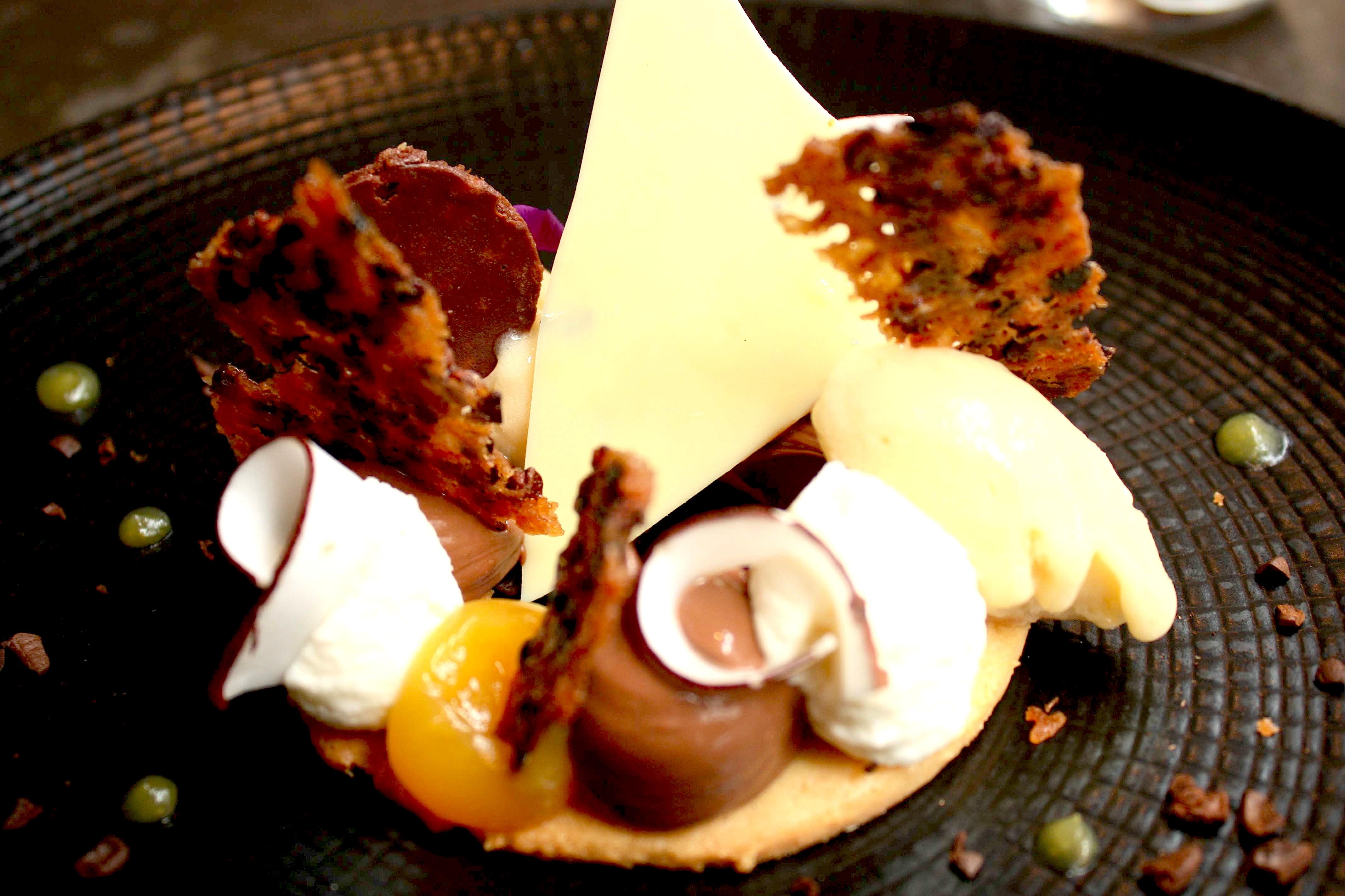 Mousse café et chocolat, … © Gourmets&Co