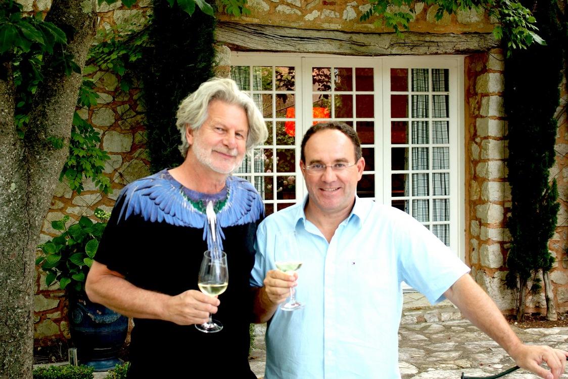 Bengt Sundstrom & Philippe Bru © Gourmets&Co - copie