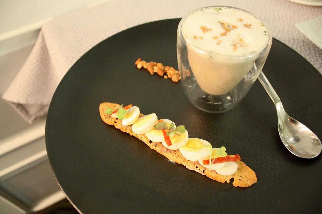 Crème de morilles… © Gourmets&Co