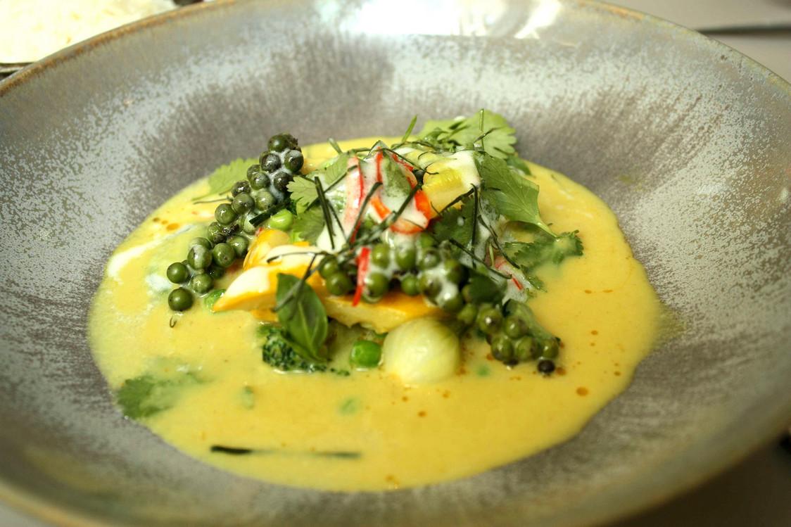 Curry de légumes © Gourmets&Co