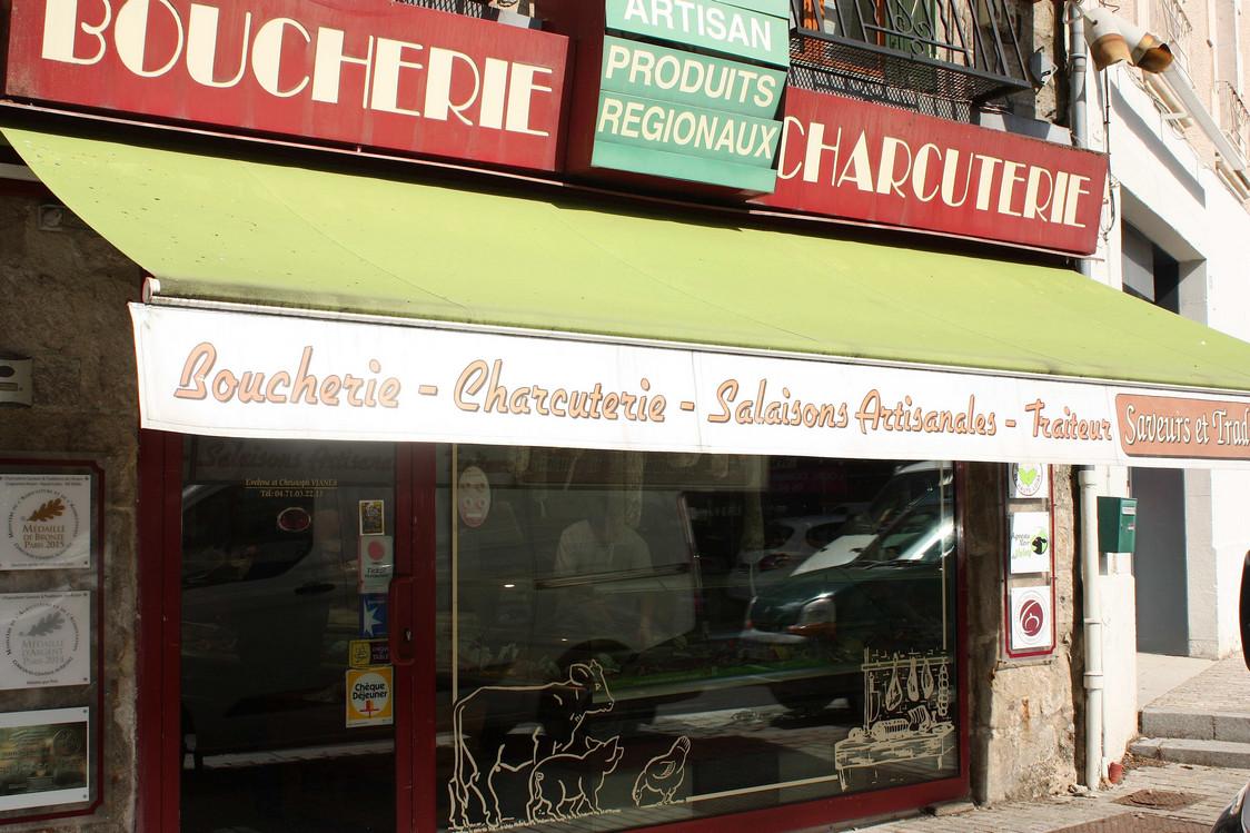 La boutique de Craponne sur Arzon © Gourmets&Co - copie