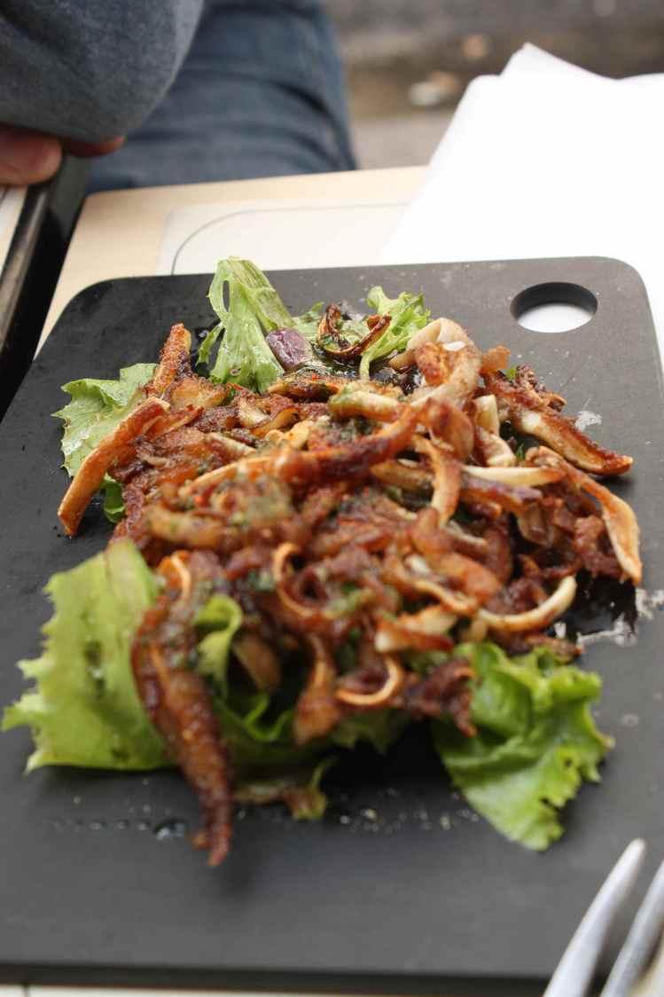 Oreilles de cochon grillées © Gourmets&Co