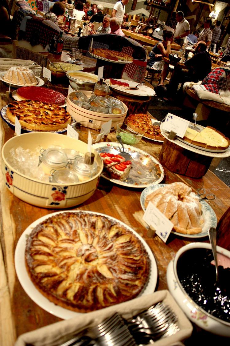 Table des desserts © Gourmets&Co
