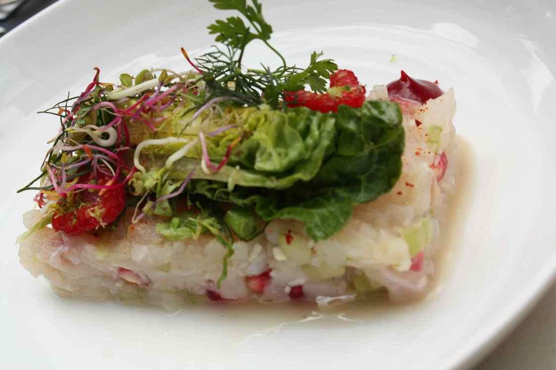 Tartare de cabillaud © Gourmets&Co