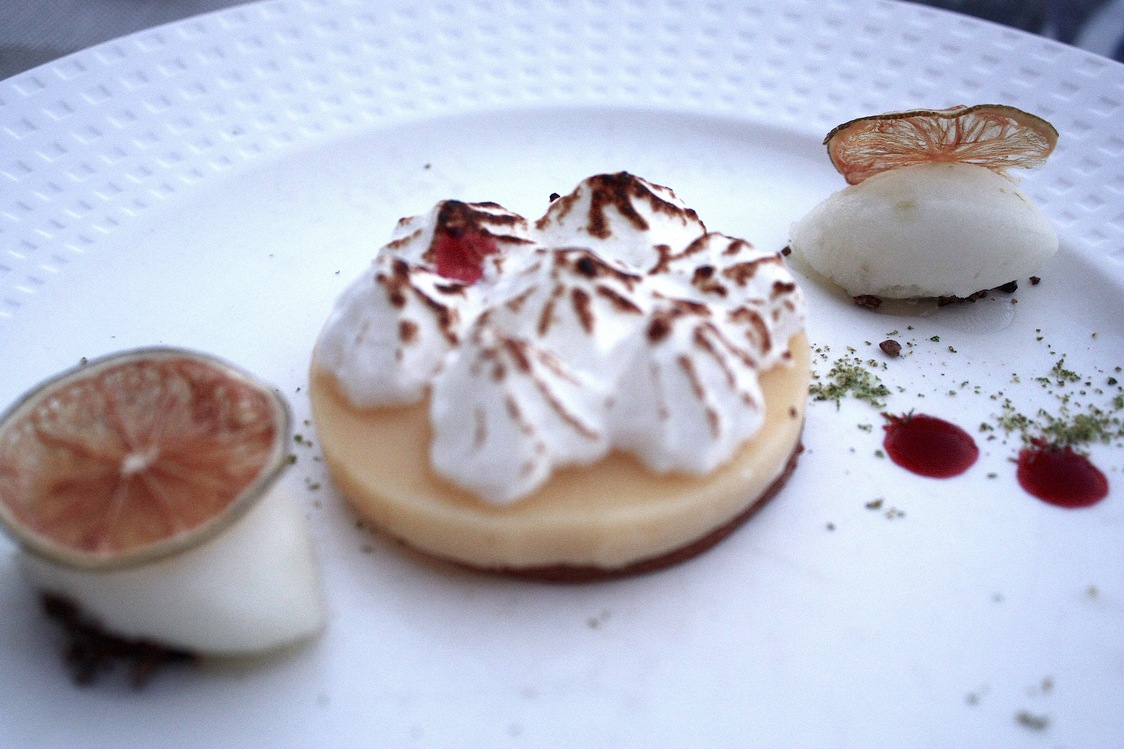 tarte citron meringuée © Gourmets&co