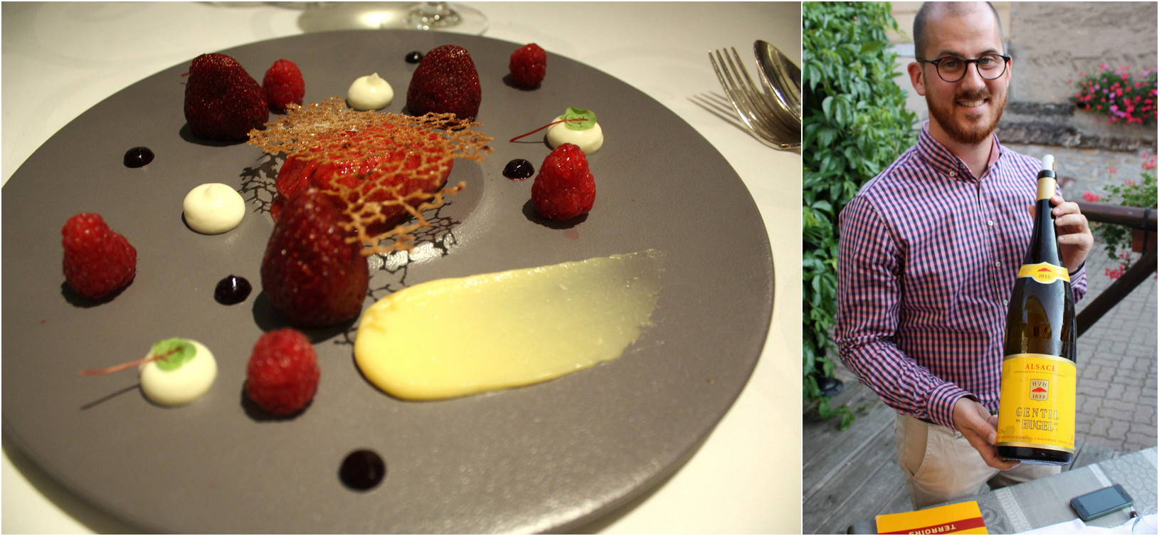 Duo framboise_fraise © Gourmets&Co - copie