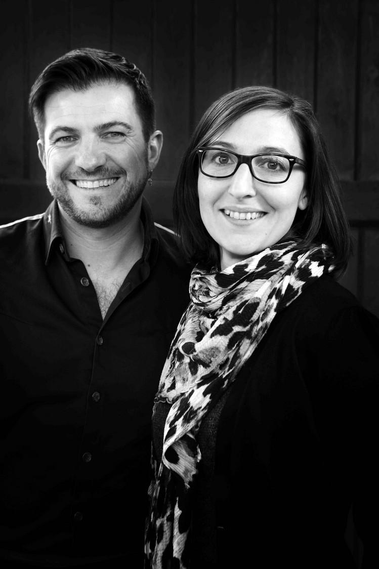 Eric Guérin & Nadia Socheleau
