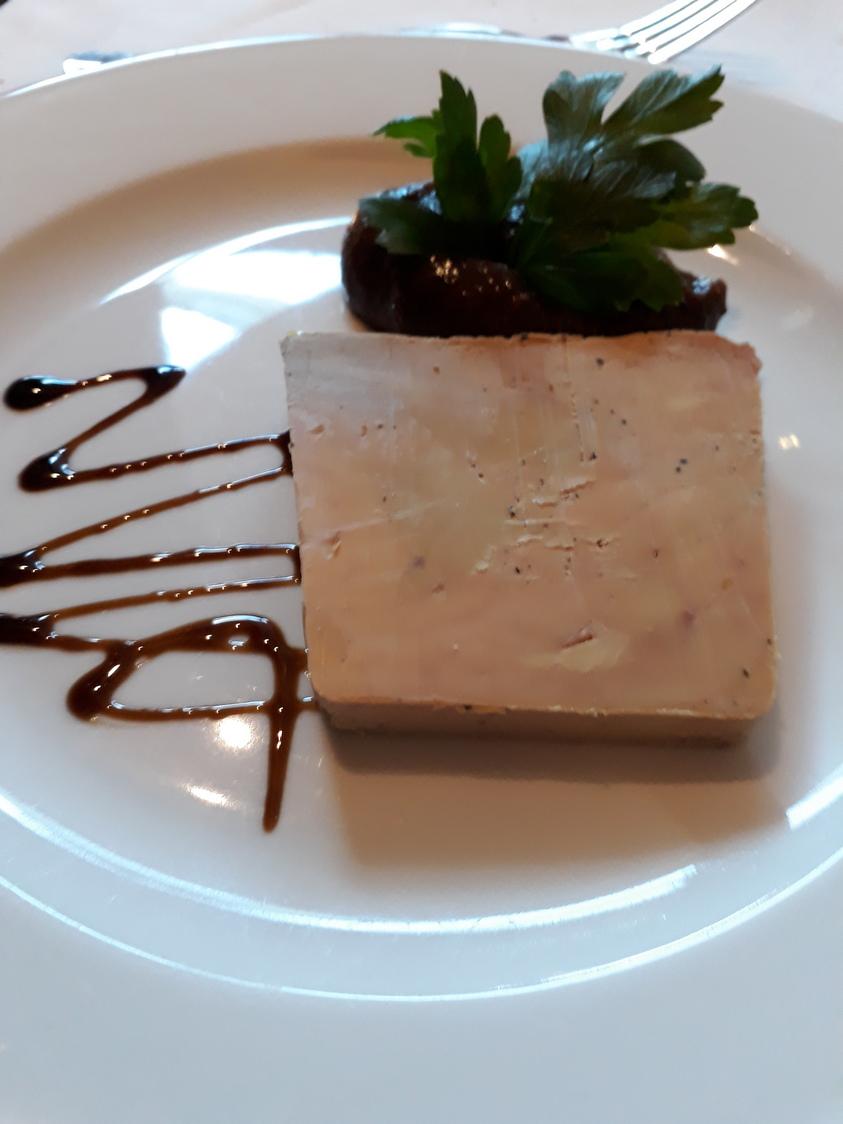 Foie gras au naturel © Gourmets&Co