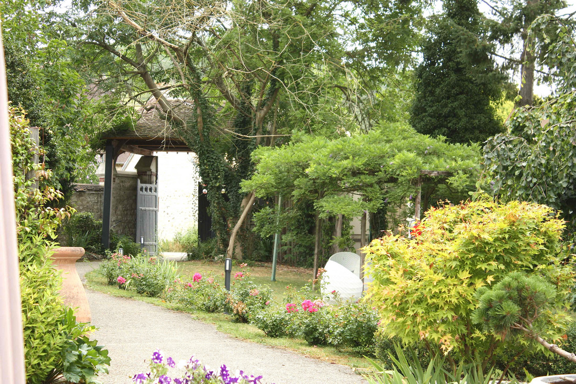 Le jardin des plumes giverny eure gourmets co - Giverny le jardin des plumes ...