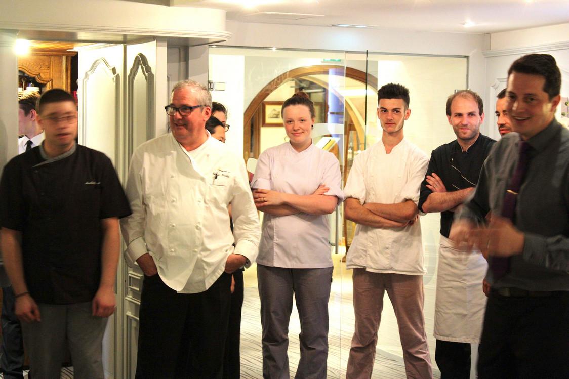 L'équipe de cuisine © Gourmets&Co - copie