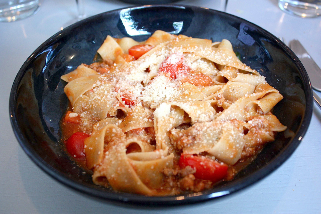Papardelle alla Bolognese © Gourmets&Co