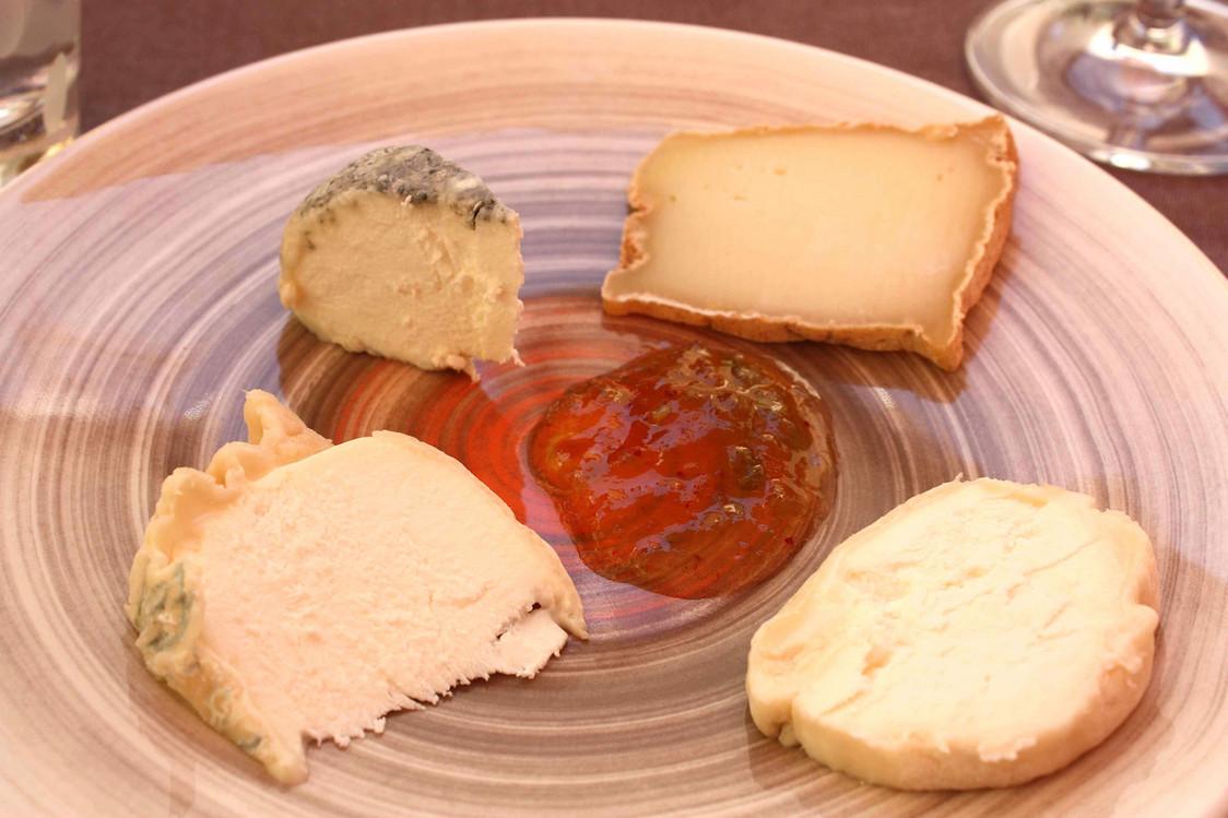 Sélection de fromages © Gourmets & co