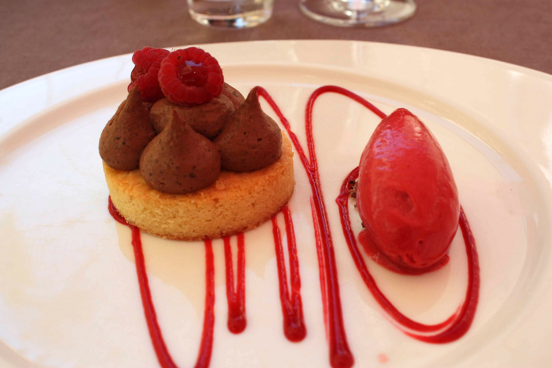 Tartelette chocolat © Gourmets & co