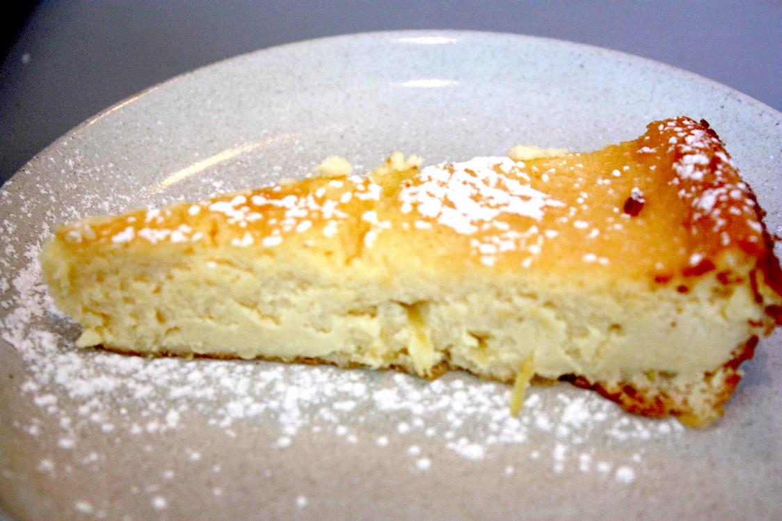 tarta di ricotta al limone © Gourmets&Co