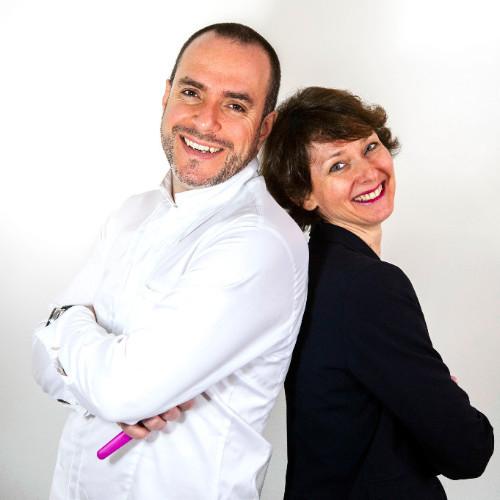 Benoit Bordier et Catherine Bordier