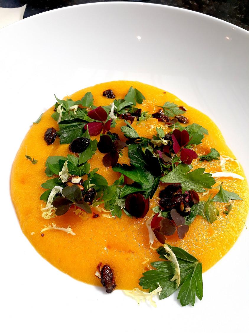Emulsion de courge biutternut© Gourmets&Co