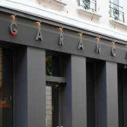 La Table Primeur du restaurant Garance