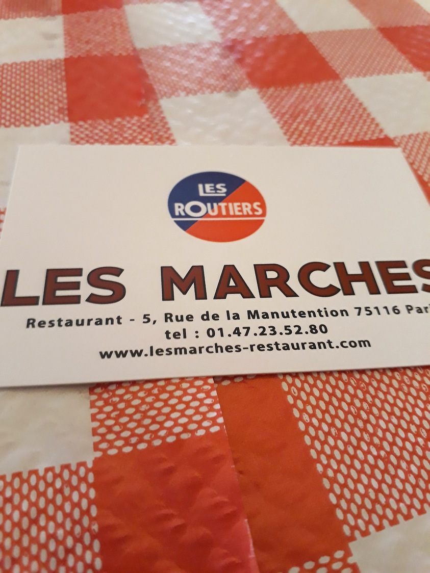 Les Marches © Gourmets&Co